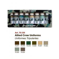 Набор №3 Model Color Panzer Aces 8 цв.