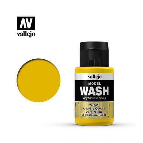 Тонирующая Жидкость Желтая Темная