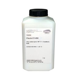 Дисперсия акриловая Plextol D498 чистая, средний глянец