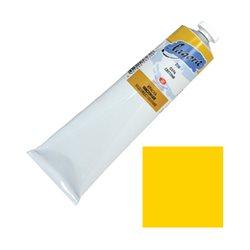 "Краска масляная Кадмий желтый средний А ""Ладога"" 120мл."