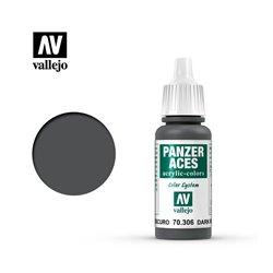 "Краска ""Panzer Aces"" Темная резина"