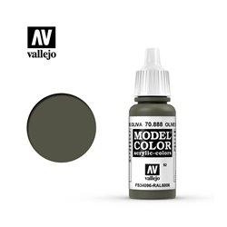 "092.""Model Color"" Серо-оливковый 888"