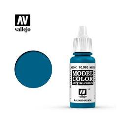 "057.""Model Color"" Синий средний. 963"