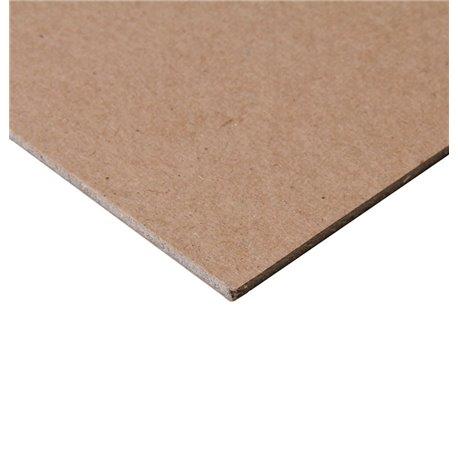 Задний картон коричневый 102х152х0,2см Frameboard