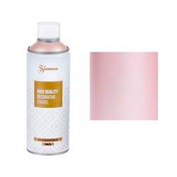 Аэрозольная краска SIANA HQ, жемчужно-розовый 520 мл