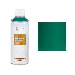Аэрозольная краска SIANA HQ, изумрудный зеленый 520 мл