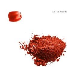 Красный ERCOLANO – пигмент, итальянская натуральная земля 100 гр