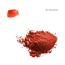 Красный POZZUOLI – пигмент, итальянская натуральная земля 100 гр