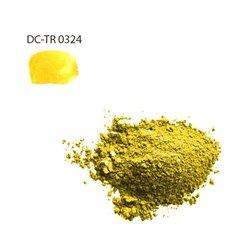 Упак.25кг.Охра лимонная – пигмент, итальянская натуральная земля, сорт ICLES