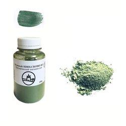 Зеленый SIMILCROMO R 2 - органический пигмент 100гр