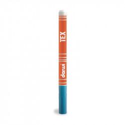 Маркер по текстилю DARWI Tex 3 мл/ Светло-голубой/ заострен. наконечн.