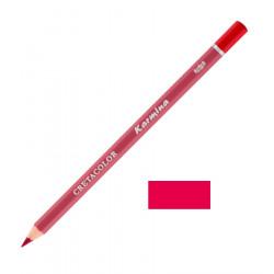 Карандаш цветной профессиональный KARMINA цвет 117 Краплак