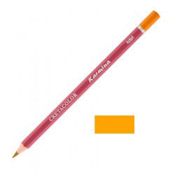 Карандаш цветной профессиональный KARMINA цвет 202 Охра светлая