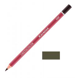 Карандаш цветной профессиональный KARMINA цвет 221 Умбра
