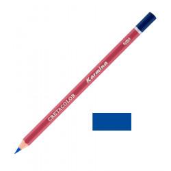 Карандаш цветной профессиональный KARMINA цвет 155 Ультрамарин