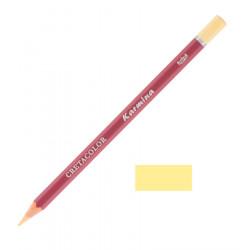 Карандаш цветной профессиональный KARMINA цвет 201 Слоновая кость