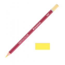 Карандаш цветной профессиональный KARMINA цвет 105 Неаполитанская желтая