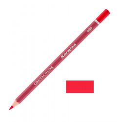Карандаш цветной профессиональный KARMINA цвет 116 Кармин экстра-файн