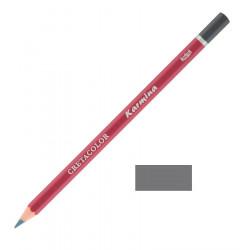 Карандаш цветной профессиональный KARMINA цвет 235 Серый тёмный