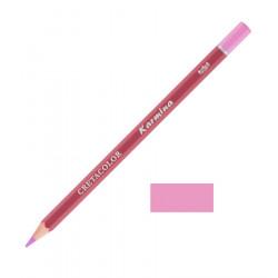 Карандаш цветной профессиональный KARMINA цвет 135 Розовый золотистый светлый
