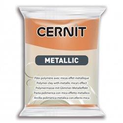 """Полимерный моделин """"Cernit Metallic"""" 56гр. ржавчина"""