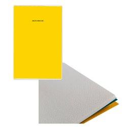 Скетчбук 14х21 Handy Aqua желтый