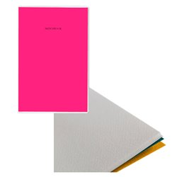 Скетчбук 14х21 Handy Aqua ярко-розовый