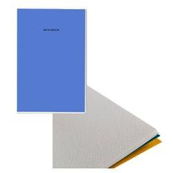 Скетчбук 14х21 Handy Aqua синий