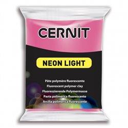 """Полимерный моделин """"Cernit Neon"""" 56гр. фуксия 922"""