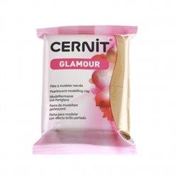 """Полимерный моделин """"Cernit-Glamour"""" 56гр./античное золото 055"""