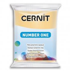 """Полимерный моделин """"Cernit Number One"""" 56гр. кекс 739"""