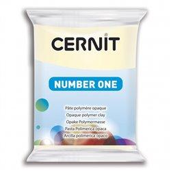 """Полимерный моделин """"Cernit Number One"""" 56гр. белый"""