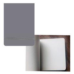 Скетчбук 11х15,5 pocket aqua дымчатый