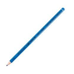 Карандаш спец. KOH-I-NOOR 1 цв. круглый с заточкой химический синий