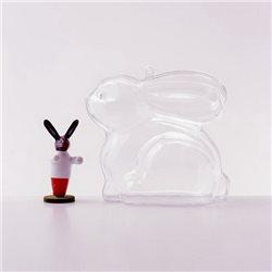 Кролик пластиковый, 90мм