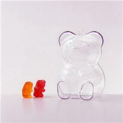 Медведь пластиковый, 100мм