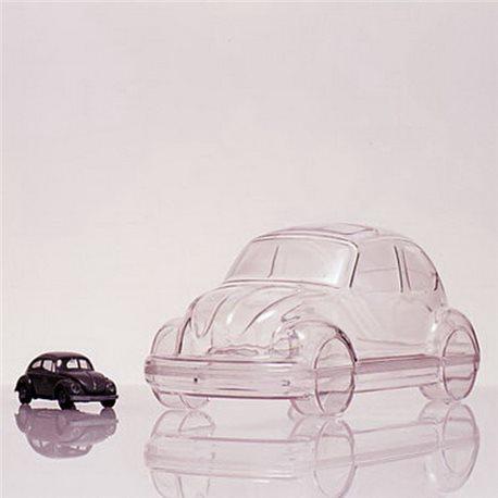 Автомобиль Жук пластиковый, 130мм