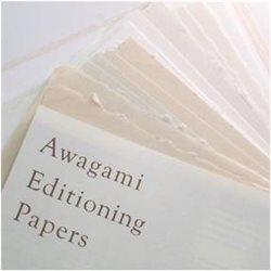 Демо-набор японской бумаги для печатных техник, каллиграфии, 21*26 см