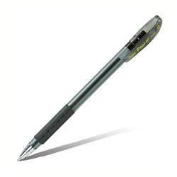 Шарик. ручка Feel it!, металлич. наконечник, 3-х гранная зона захвата,черный стержень, 1.0мм