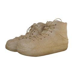 Ботинок спортивный/ папье-маше