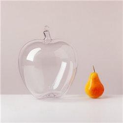 Яблоко пластиковое, 100мм
