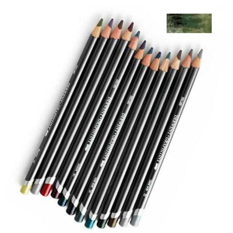 """Акваграфитный карандаш """"Graphitint"""" 09 Зеленый серый"""