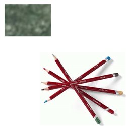 """Карандаш пастельный """"Pastel Pencils"""" ионический зеленый/ P500"""