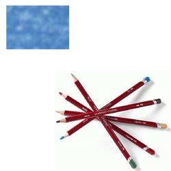 """Карандаш пастельный """"Pastel Pencils"""" спектральн.голубой бледный/ P370"""