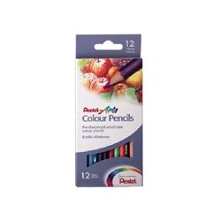 Цветные карандаши Colour pencils 12 шт