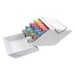 Набор из 20-ти цвет. м/лайнеров GRAPHIK Line painter/ в кейсе-дисплее