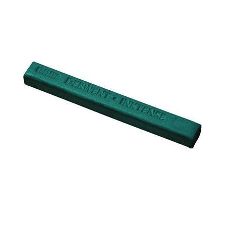 """Чернильный блок """"Inktense"""" 75х8 мм/ 1320 Ионический зеленый"""