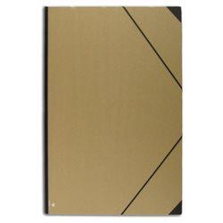 Папка для хранения работ 67х94 см/ картон, с резинк.