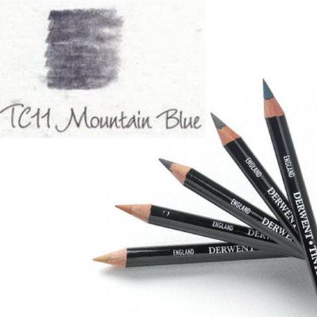 Карандаш угольный тонированный ТС11 /Синий горный