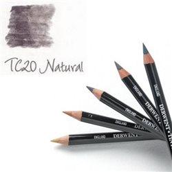 Карандаш угольный тонированный ТС20 /Натуральный